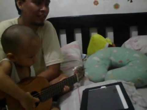 Zack (17 Mos) Trying To Sing Everything Is Sound By Jason Mraz