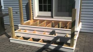 Q&r Home Improvements Llc Deck Projects