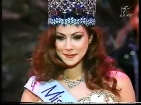 MISS WORLD 1996 - Final Walk & Crowning
