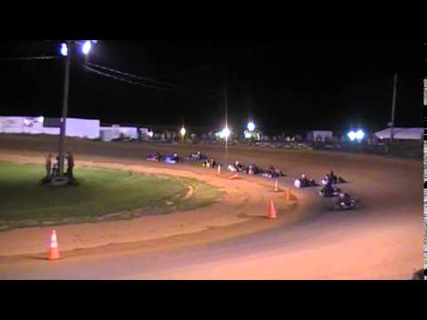 8-30-2014  Lite Clone Money Race (FEATURE), Cove Valley Speedway