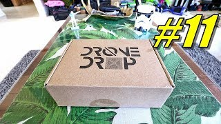 Drone Drop #11 Unboxing 📦 Review - [Monthly FPV Race Drone Box Subscription Service]