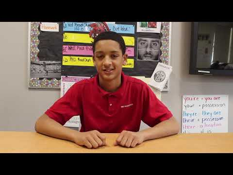 """""""What I love about Christina Seix Academy"""" 