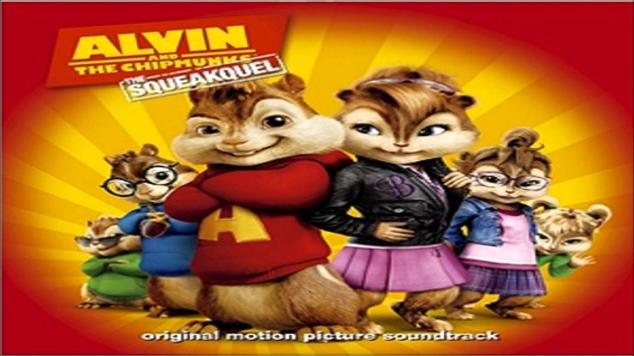 chipmunks Alvin squeakquel and