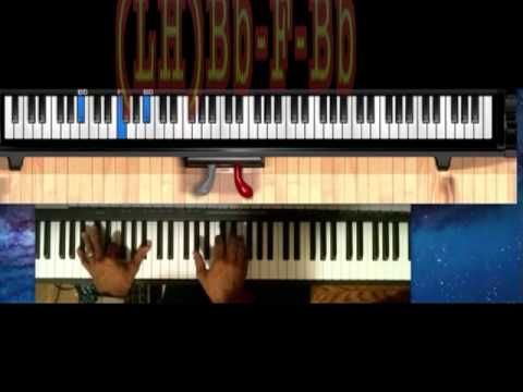 Easy Gospel Piano Tutorial- Every Praise by Hezekiah Walker - Intro Part ...