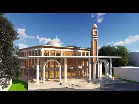 MOSQUE Design by S16A