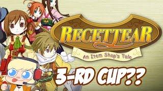 3-RD CUP??? Recettear!