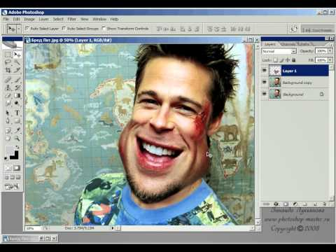 как сделать шарж из фото онлайн