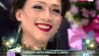 Tonight with Arnold Clavio: Ang pagpapakatotoo at tatag ni BB Gandanghari