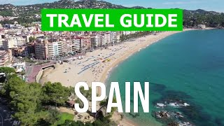 Spain beaches | Mallorca, Menorca, Tenerife, Ibiza, Barcelona, Valencia, Alicante | Spain beach 4k