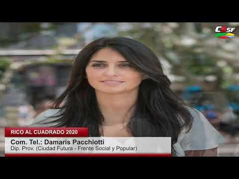 Pacchiotti: Es fundamental conectar las necesidades con las instituciones