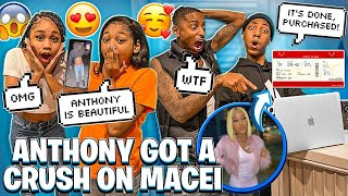 JAY BOUGHT HIS CRUSH A PLANE TICKET TO HIS PARTY & ANTHONY GOT A CRUSH ON MACEI!💔