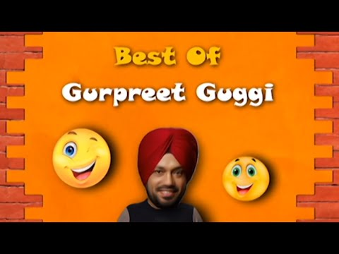 Best Punjabi Comedy Scenes | Gurpreet Ghuggi | New Punjabi Movie | Funny Comedy Clips
