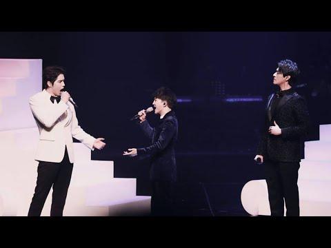 周深 X 阿 雲 嘎. 鄭 雲 龍 《歌劇魅影》正面清晰版2019.4.16北京#C