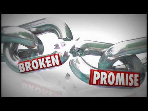 Broken Vineyard Park Promises