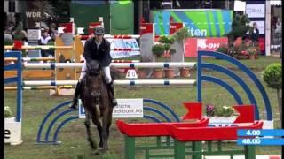 Douglas Lindelöw - Talina - Grand Prix 1.55 CSI3* Paderborn 2011