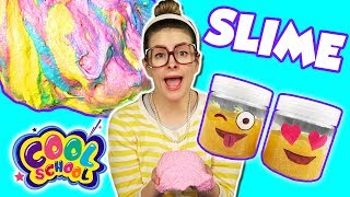 DIY Slime Compilation! AMAZING FUN SLIME RECIPES! Crafty Carol Slime | Cool School Compilation