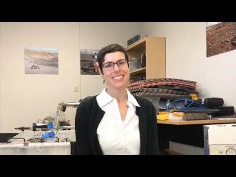 NASA senior computer scientist Tamar Cohen