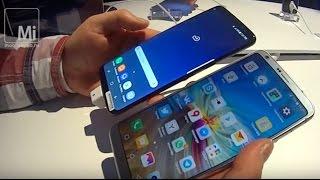 8 вопросов к Samsung Galaxy S8