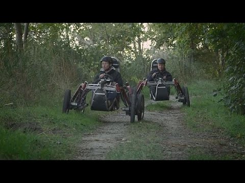 Swincar: Το νέο τετράτροχο ηλεκτρικό όχημα - hi-tech