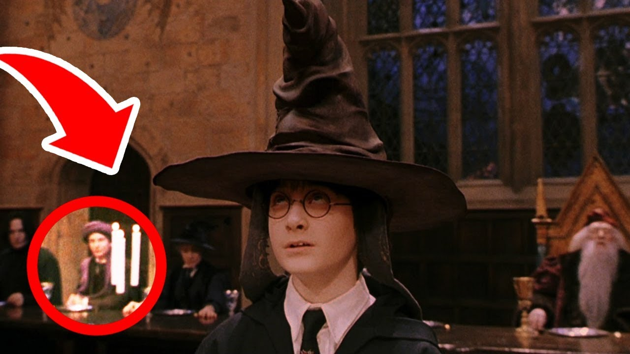 9 Movie Mistakes You Missed In Harry Potter And The