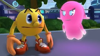 Pacman and the Ghostly Adventures 2 - All Cutscenes