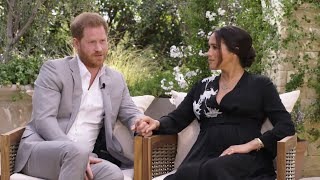 video: The secret messages in Prince Harry and Meghan's Oprah interview