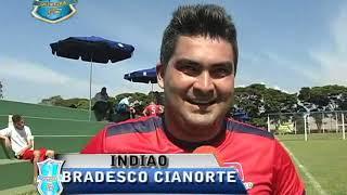 SICREDI 5X5 BRADESCO CIANORTE 28 04 18