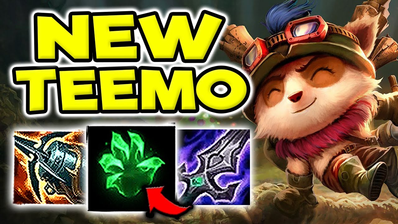 Download NOBODY CAN STOP TEEMO TOP WITH GRASP! (TRY THIS) - S11 TEEMO TOP GAMEPLAY! (Season 11 Teemo Guide)