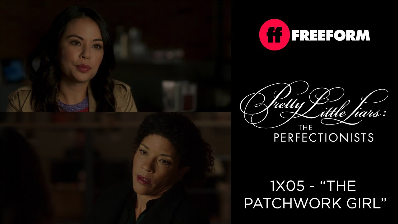 The Cast of Pretty Little Liars: The Perfectionists Compete in a Compliment Battle | Teen Vogue