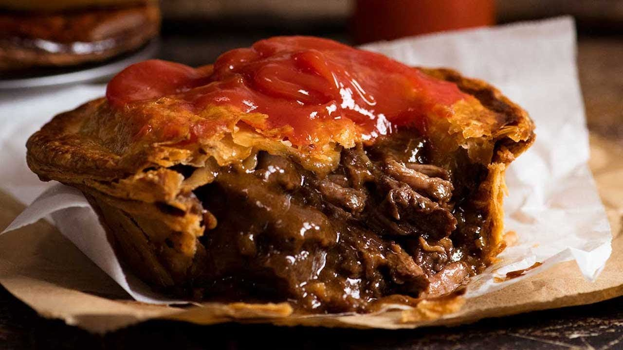 Meat Pie Recipe Youtube