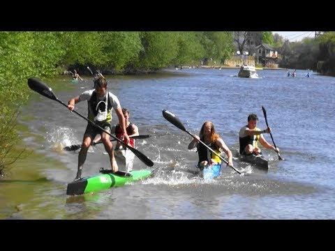 Into the Portage 1 of 2 Videos at Worcester Assessment Race 2018