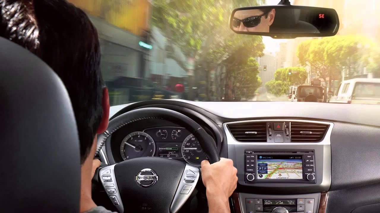 2014 NISSAN Sentra - Cruise Control (if so equipped) - YouTube