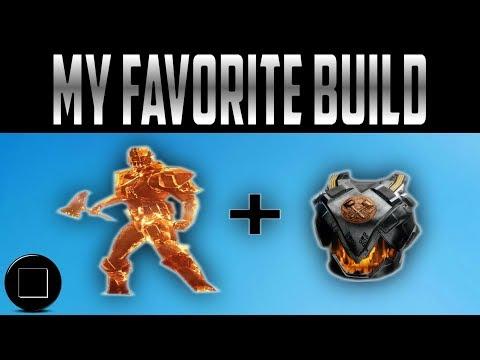 Destiny 2 - My Favorite Build