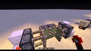 Minecraft механизмы #1 Раздвижные двери(, 2013-03-31T11:46:58.000Z)