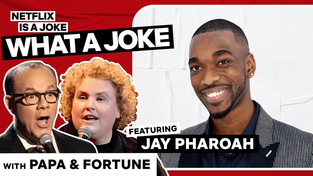 What A Joke: Jay Pharoah On Doing His Jay Z Impression In Front Of Him