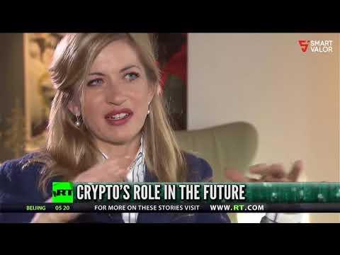 World Economic Forum 2018 | Boom Bust interview with Olga Feldmeier