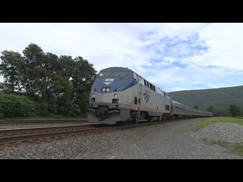 PA Railfanning 08.17.16: Run For The Border (And Other Assorted Adventures)