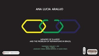 Memory of Slavery and The Problem of Reparations in Brazil