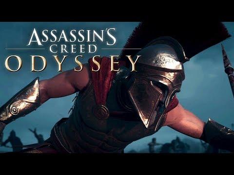 Assassin's Creed Odyssey #01   Blut Und Ehre   Gameplay German Deutsch