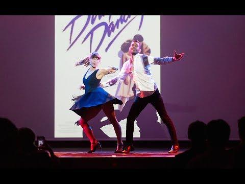Dirty Dancing - La La Land - Michael Jackson Choreography