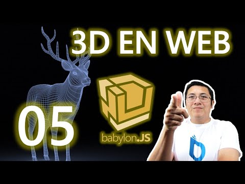 04a.- Curso babylon.js y webgl (Rápido):Cámaras