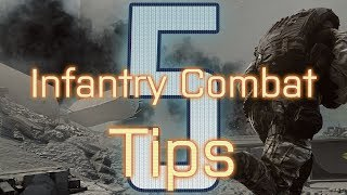 5 Infantry Combat Tips - BattleField 4