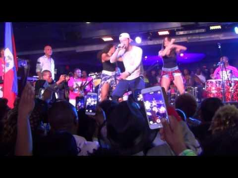 Sweet Micky - T-Micky (Gouye) - LIVE @ Cafe Iguana 05-19-16