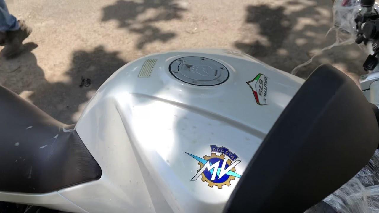 Thêm một chiếc xe hiếm MV AGUSTA Brutale 675