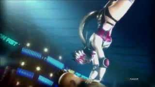 cinematique Tekken Tag 2 Jaycee (Julia Chang)/Armor King vs King Marduk