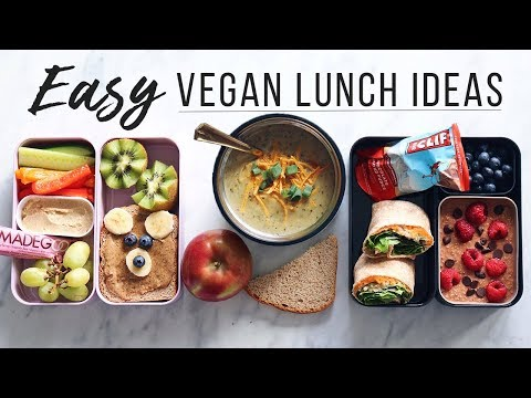 Download Youtube: Easy Vegan Lunch Ideas for School, Work & Kids
