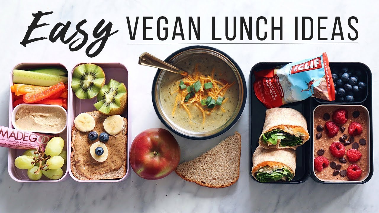 Aug 26,  · Quick and easy vegan school lunch ideas for every plant-based family. A list of a variety of options to break out of that bored lunch phase. PlanetBox gave me products for free to try for this post.5/5(2).