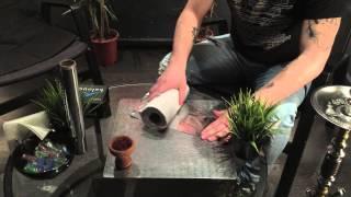 Как правильно сделать дымный кальян