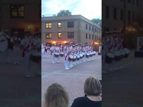 US Merchant Marine Academy Band- Drum Static