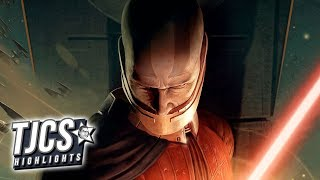 Star Wars Knights Of The Old Republic Being Considered By Lucasfilm